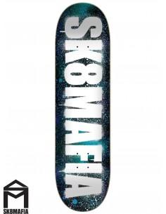 Tabla de Skate SK8MAFIA Og Logo Stencil 8.5