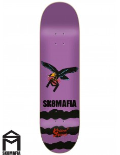 Tavole Skate SK8MAFIA Animal Style James 8.3