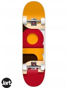 JART Mighty 8.0 Skate Completo