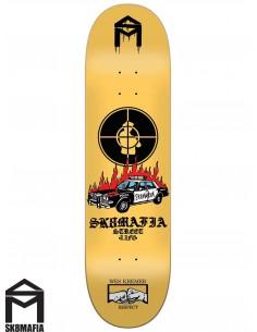 Planche de Skate SK8MAFIA Street Life Wes Kremer 8.25