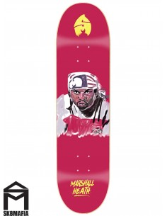 Tabua de Skate SK8MAFIA 4EVA Marshall Heath 8.1