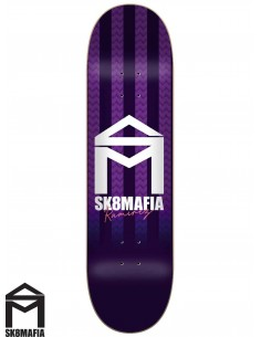 Tabla de Skate SK8MAFIA House Stripe Ramirez 8.0
