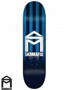 Tabla de Skate SK8MAFIA House Stripe Surrey 8.1