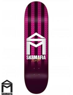 Tabla de Skate SK8MAFIA House Stripe Heath 8.3