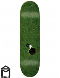 Tavole Skate SK8MAFIA Green Javier Sarmiento 8.0