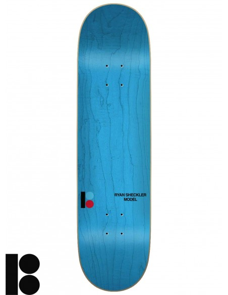 "Plan B Skateboard Deck Ryan Sheckler Andromeda 8.125/"" x 31.75/"" with Grip"