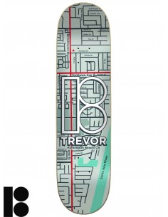 Tabla de Skate PLAN B Neighbor Trevor 8.0