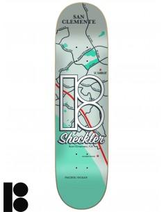 Planche de Skate PLAN B Neighbor Sheckler 8.25