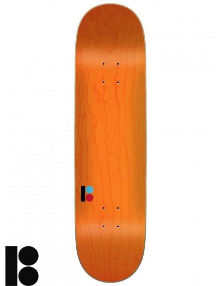 Plan B Skateboards Team Stain Complete Skateboard 8.0