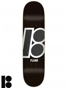 Tabla de Skate PLAN B Team Stain 8.125