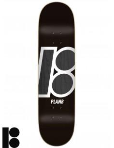 Tavole Skate PLAN B Team Stain 8.25