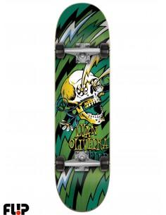 Flip Oliveira Blast Green 7.75 Skate Completo