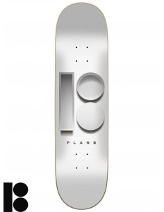 Tabla de Skate PLAN B Team Og 3D 8.0