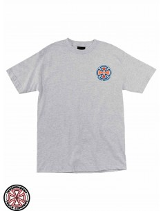 Independent Spectrum Truck Co. Heather Grey T-Shirt