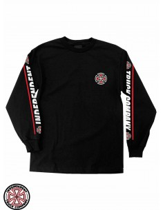 Independent Shear Black Long Sleeve