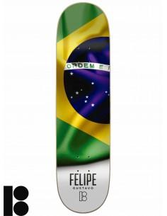 Tabla de Skate PLAN B Felipe Roots 8.0