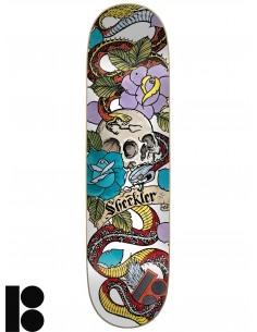 Tabua de Skate PLAN B Cranial Sheckler 8.0