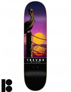 Tabla de Skate PLAN B Trevor Sunset 8.5