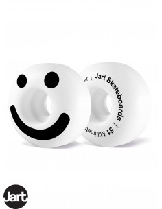 JART Skateboards Be Happy 51 Skate Wheels
