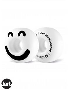 Ruedas de Skate JART Skateboards Be Happy 53