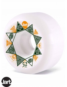 JART Skateboards Bondi Iluminati 52 Skate Wheels