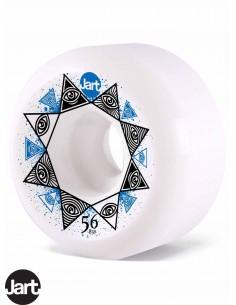 Ruedas de Skate JART Skateboards Bondi Iluminati 56