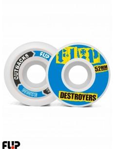 Rodas de Skate Flip Cutback 52