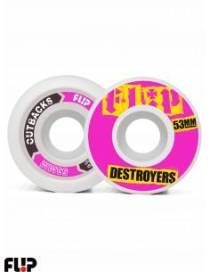 Rodas de Skate Flip Cutback 53