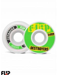 Rodas de Skate Flip Cutback 54