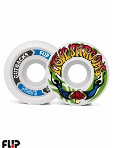 Rodas de Skate Flip Cutback Loveshroom 52