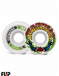 Flip Cutback Loveshroom 54 Skate Wheels