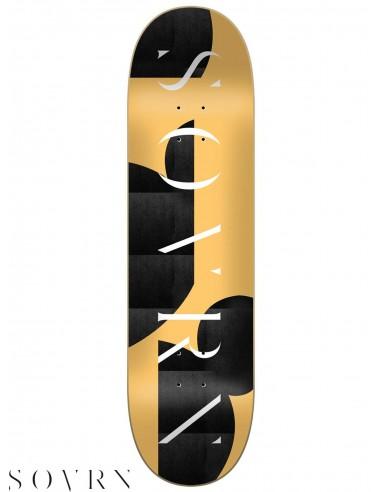 Tabla de Skate SOVRN Logo 07 8.38