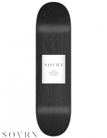 Tabla de Skate SOVRN Remembrance 8.5