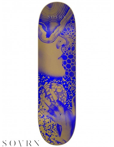 Tabla de Skate SOVRN Gold Touch 8.0