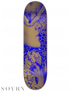 Tabla de Skate SOVRN Gold Touch 8.25