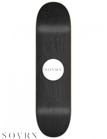 Tabla de Skate SOVRN Gold Touch 8.25