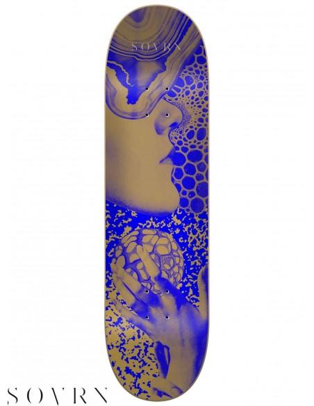 Tabla de Skate SOVRN Gold Touch 8.5