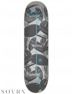 SOVRN Magnolia 8.0 Skateboard Deck
