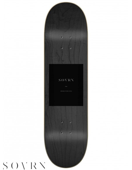 SOVRN Void 8.5 Skateboard Deck