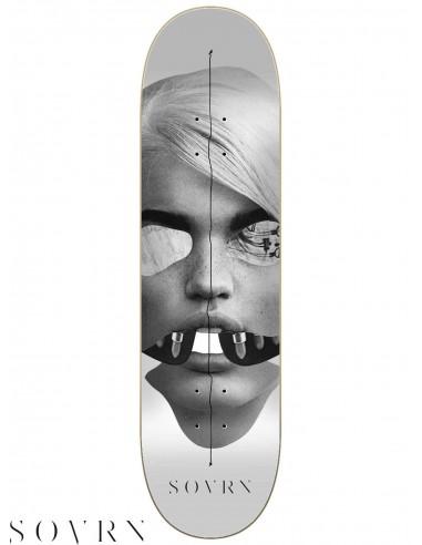 SOVRN Hack 8.25 Skateboard Deck
