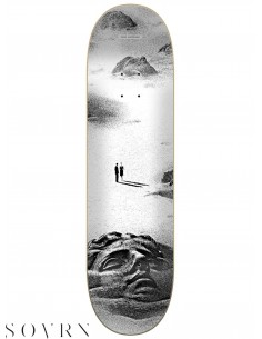 SOVRN Europe Ozymandias 8.0 Skateboard Deck