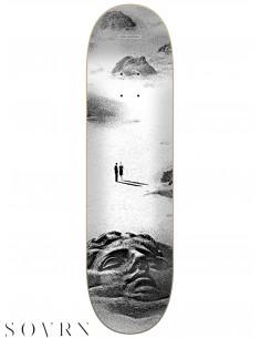 SOVRN Europe Ozymandias 8.38 Skateboard Deck