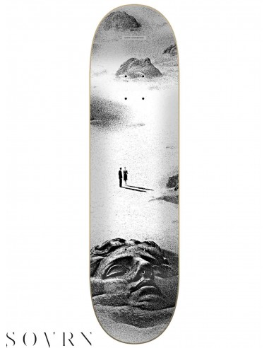 SOVRN Europe Ozymandias 8.38 Skateboard Deck