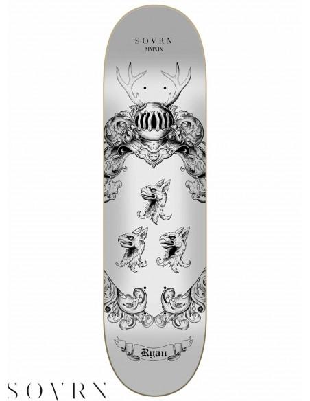 Tabla de Skate SOVRN Crest 8.38