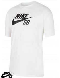 Nike SB Logo White