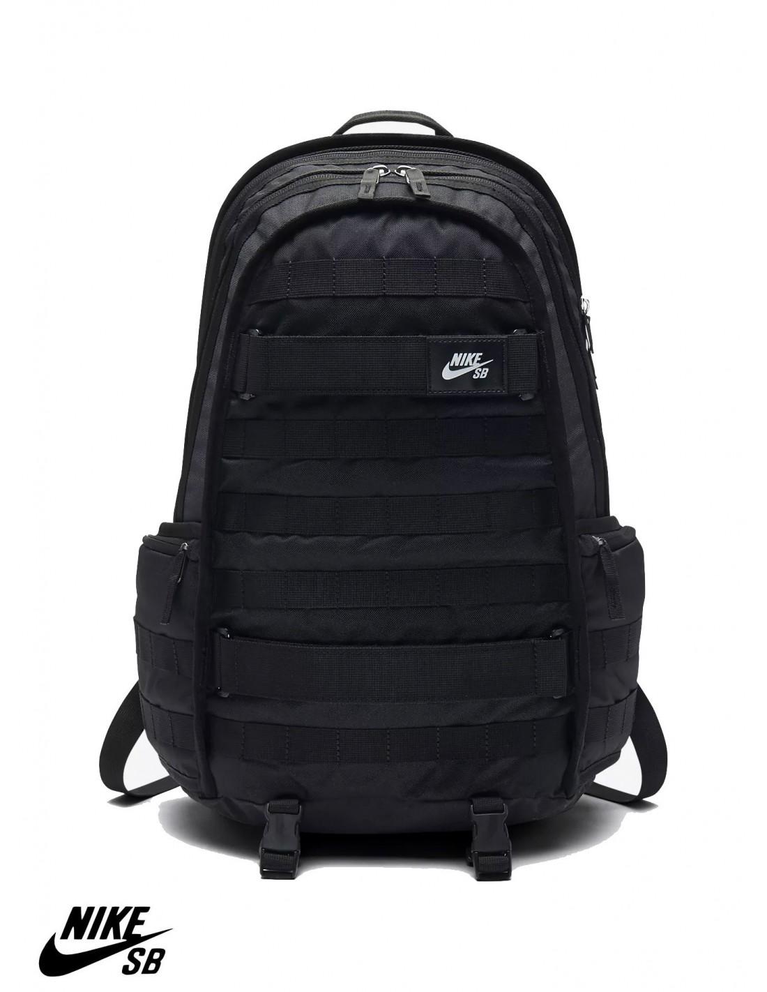 Más que nada abdomen Quagga  Sac à dos Nike SB RPM Noir