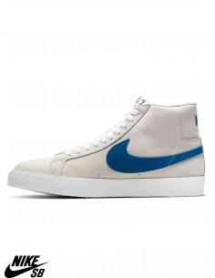Nike SB Zoom Blazer Mid Team Royal Skate Shoes