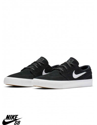 Chaussures Skate Nike SB Zoom Stefan Janoski RM Black