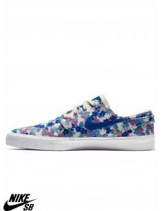 Nike SB Zoom Stefan Janoski Canvas RM Premium Fossil Skate Shoes