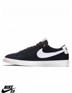 Nike SB Blazer Low GT Black